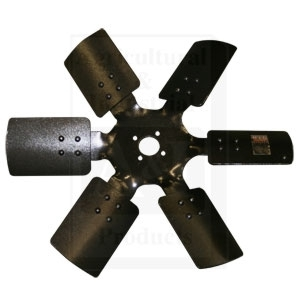 6 Blade Cooling Fan For IH: 454, 484, 504.