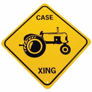 Case Xing Sign