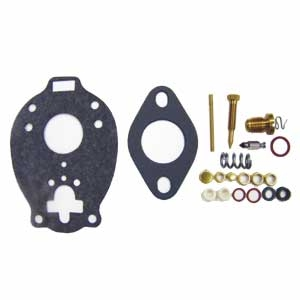 Carb rebuild kit for Internatinal 404 with carb #TSX827