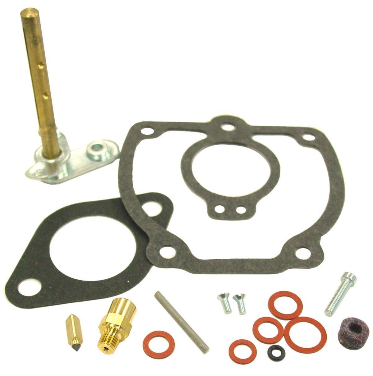 Basic carburetor repair kit ih farmall parts international