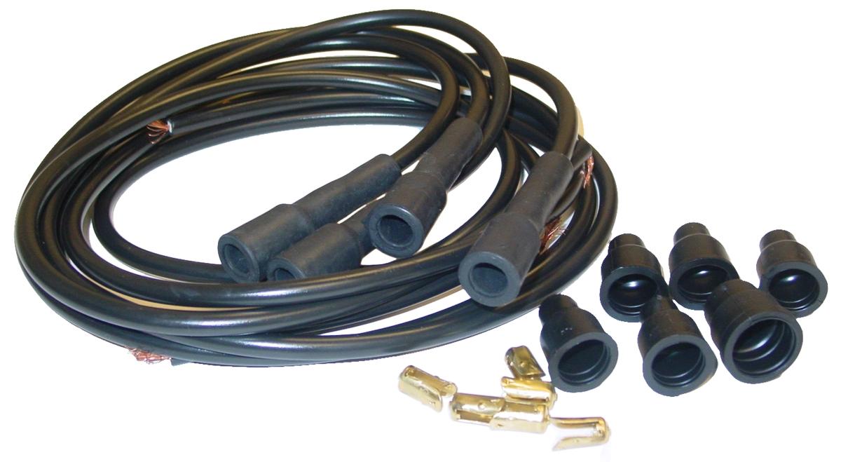 spark plug wiring set 4 cyl engine related parts. Black Bedroom Furniture Sets. Home Design Ideas
