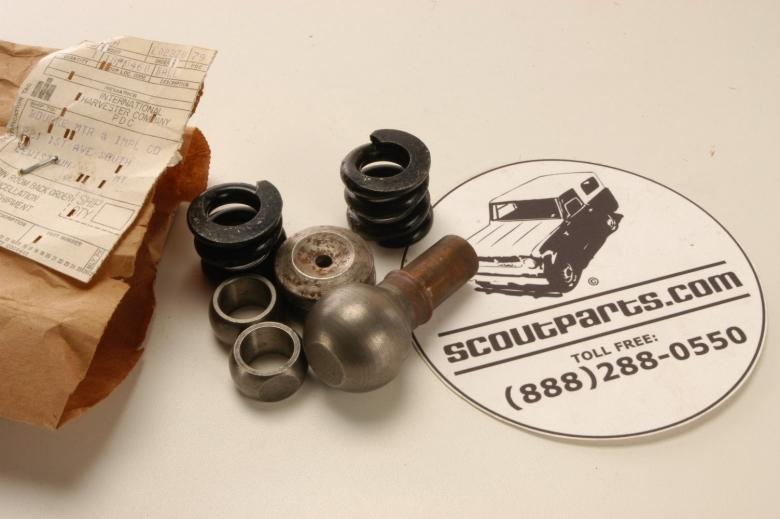Steering rod rebuild kit