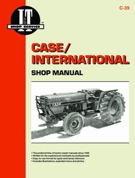 Case/International I&T Shop Service Manual C-39
