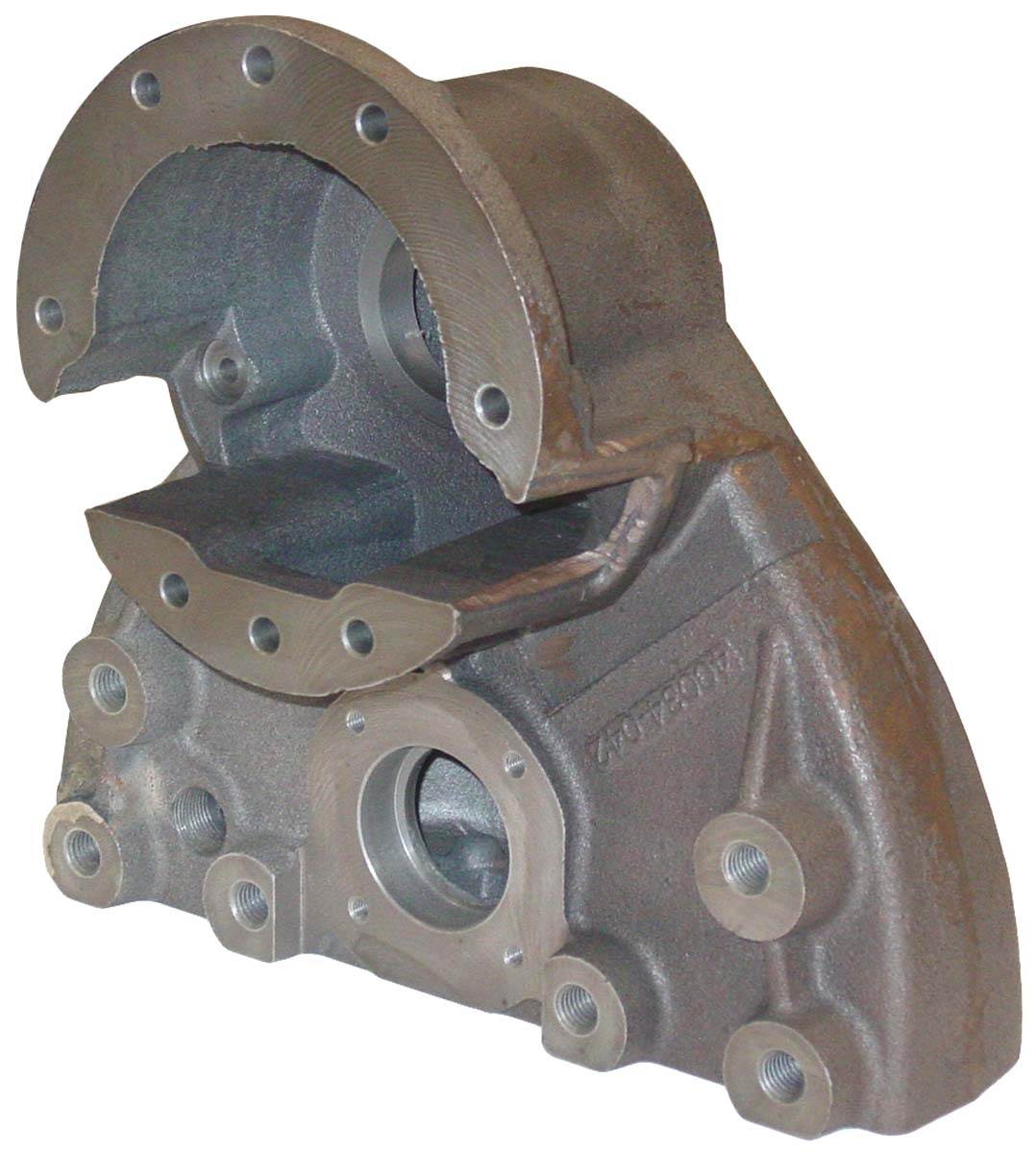 Tractor Rear Axle Parts : Rear axle housing farmall parts international