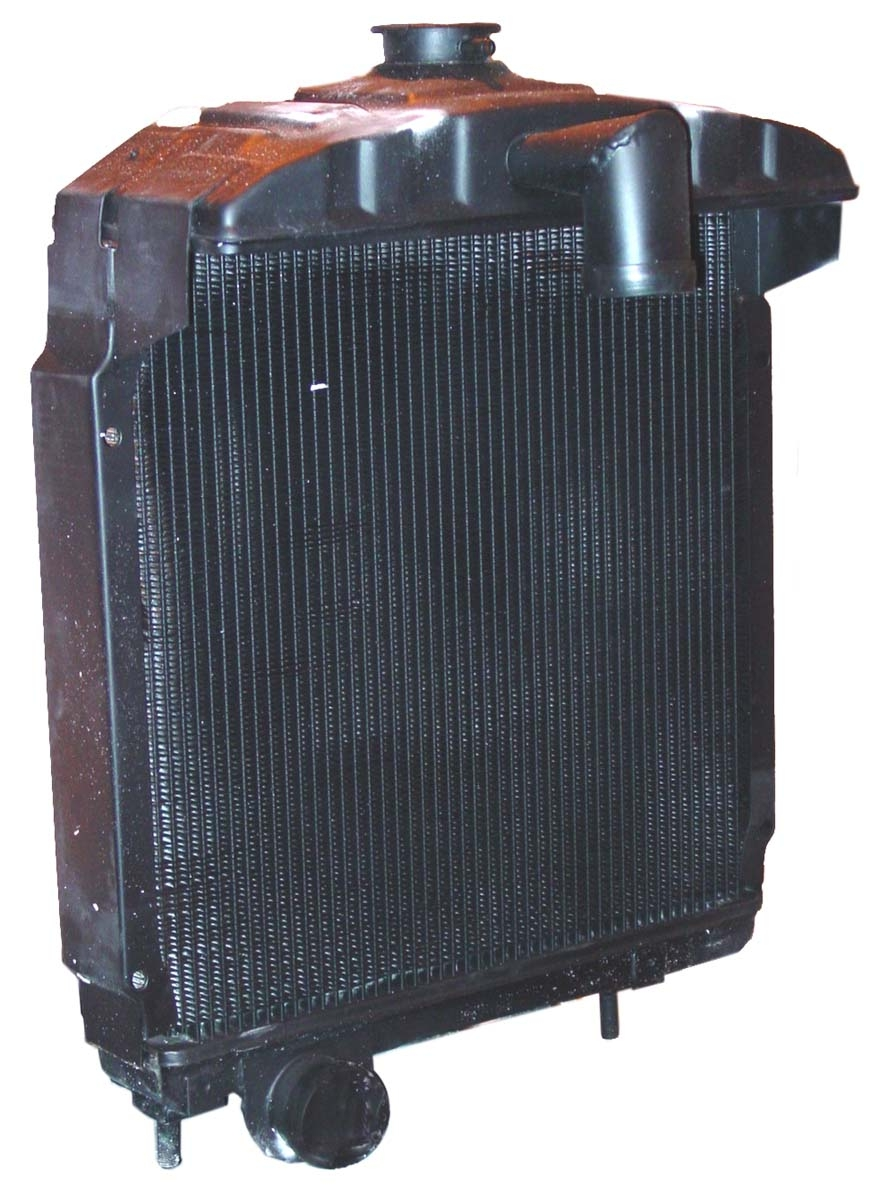 Yanmar Tractor Cooling System Parts : Radiator cooling systems farmall parts international