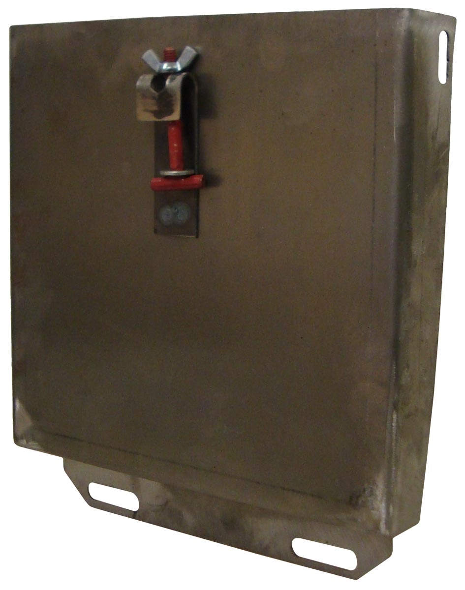 International Harvester Battery : Lh battery box side cover farmall parts international