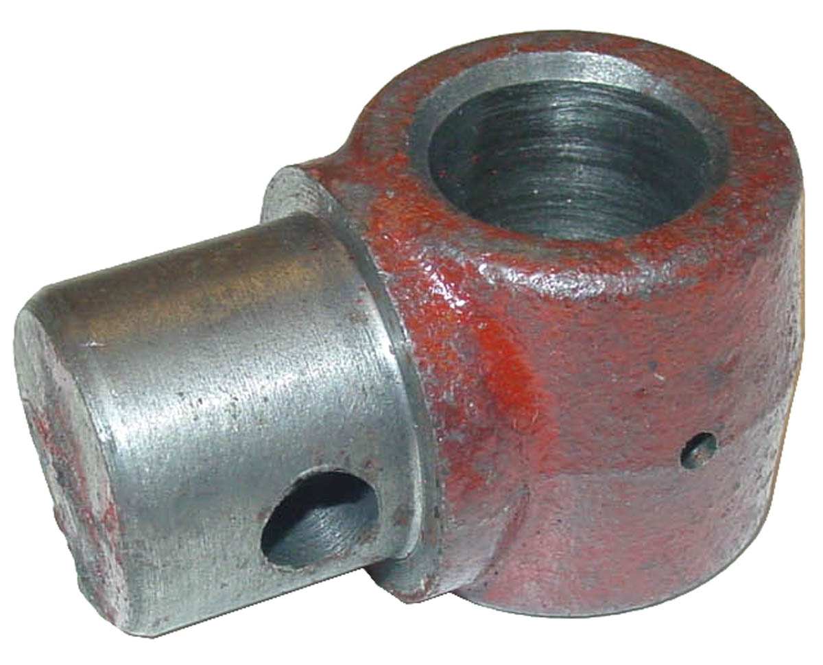 International Tractor Spindle : Steering shaft support related parts farmall