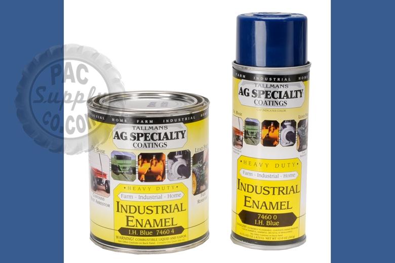 IH Blue Implement Paint - Farmall Cub, A, B