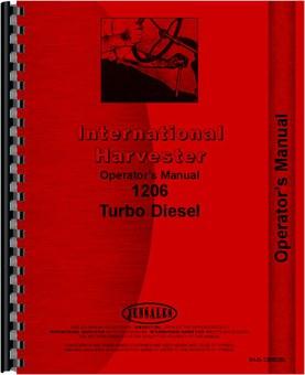 Farmall 1206 OPERATORS MANUAL