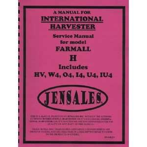 Operators Manual IH Cub 184