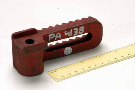 Adjuster bracket PA-4138
