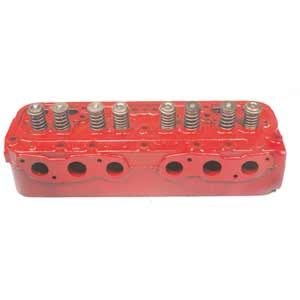 Rebuilt Cylinder Heads w/Valves fits IH Farmall M,.W6, and Super M.