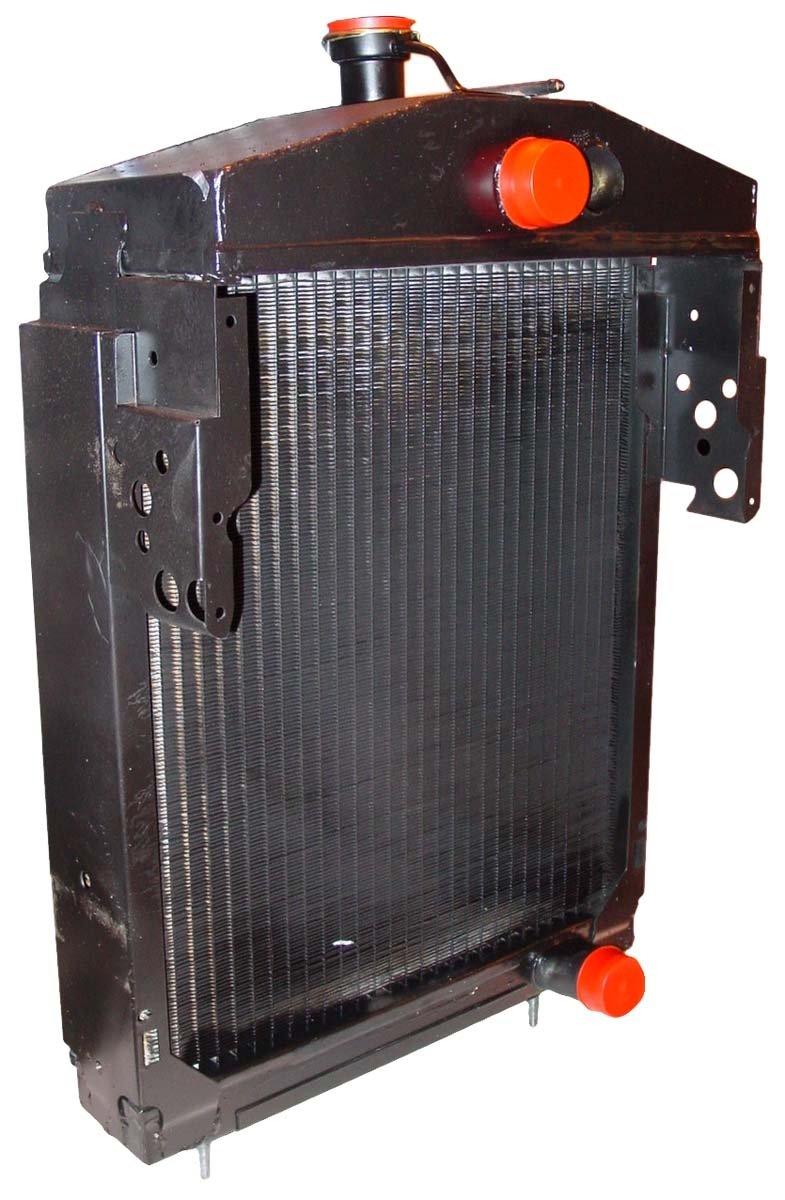 Radiator For Farmall 300, 350 Gas and Diesel Tractors.
