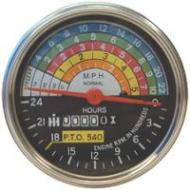 Tachometer fits 460 and 560 tractors.