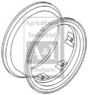 Please check tractors dimensions closely. If you receive rims and they do not fit, we do not pay for return shipping.