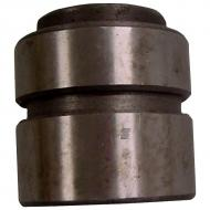 Outside diameter 2.995, inside diameter at bottom 2.475, height 3.020 at top of crown-height 2.64 at shoulder. Part Reference Numbers: 3044377R4;751363R91 Fits Models: 384 TRACTOR; 424 TRACTOR; 444 INDUST/CONST