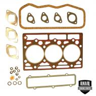 Head gasket set for diesel applications. Part Reference Numbers: 3136798R99 Fits Models: 2400 INDUST/CONST; 248; 3210 PATRIOT; 3220 TRACTOR; 353 TRACTOR; 383 TRACTOR; 385 TRACTOR; 395 TRACTOR; 433 INDUST/CONST; 440 INDUST/CONST; 453 HILLSIDE COMBINE; 454; 464 TRACTOR; 484; 485; 485XL TRACTOR; 495 INDUST/CONST; 5230 TRACTOR; 533 TRACTOR; 540 INDUST/CONST; 553 TRACTOR; 554 TRACTOR; 633; 640; D179 ENG