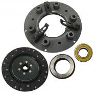 10 Inch Clutch kit containing- 1-10 Inch 9 Pressure Plate (52900D), 1-10 Inch Rigid Clutch Disc with 1 1/4 Inch 10 Spline hub(64772DA), 1-Release bearing (361292R91) and 1-Pilot Bearing (ST544) Part Reference Numbers: 52900D;64772DA Fits Models: H; HV; SUPER W4; W4