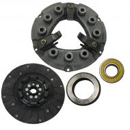 10 1/2 Inch Clutch kit containing- 1-10 1/2 Inch 9 Spring Pressure Plate (358555R1), 1-10 1/2 Inch Clutch Disc with 1 1/4 Inch 10 Spline hub(358556R92), 1-Release bearing (361292R91) and 1-Pilot Bearing (ST544)
