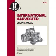 304 pages. Does not include wiring diagrams. Part Reference Numbers: IH-202 Fits Models: 1466; 1468 TRACTOR; 1486 TRACTOR; 1566 TRACTOR; 1568 TRACTOR; 1586 TRACTOR; 544 TRACTOR; 656; 666 TRACTOR; 686 TRACTOR; 784; 884; HYDRO 100; HYDRO 186; HYDRO 70; HYDRO 86
