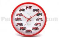 International Dial Clock This clock has all major IH tractor models form 1923 to 1967.