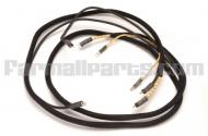 Brand new main wiring harness for your Farmall A tractor; this high quality cloth wrapped wiring harness is better than the original!