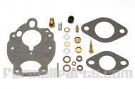 Carburetor rebuild kit, International 444, 504, 666 Zenith carburetor numbers 12685, 12758, 13384, 13716