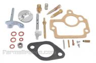 fits Farmall H, HV, W4.  This kit contains all the gaskets, as well as all the replacement shafts. This is a very comprehensive kit.