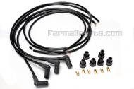 Plug wires - Fits all farmall with 4 cylinders.  Includes coil wire and boots.