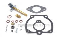 Basic carb kits contain gaskets, float valve & throttle shaft. (W/ IHC Carb.#: 381984R91)