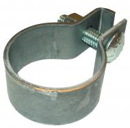 MUFFLER CLAMP --- 1-3/4 --- International Applications: I- 300, I- 330, F- 340, I- 340, I- 350, 504 --- Replacement Part #: IH: 362394R1