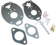 BASIC CARBURETOR REPAIR KIT (MARVEL SCHEBLER) --- MAKE SURE THAT YOUR CARBURETOR MANUFACTURER NUMBER IS IN THE LIST THIS FITS!!!!! KIT CONTAINS: THROTTLE SHAFT, NEEDLE & SEAT, FLOAT LEVER PIN, CHOKE & THROTTLE SHAFT SEALS, GASKETS & INSTRUCTIONS. --- Carburetor Manufacturer #: TSX939, TSX959,  TSX984SL, TSX985SL --- International Applications: 454, 464, 574, 674, 2400A, 2400B, 2500A, 2500B