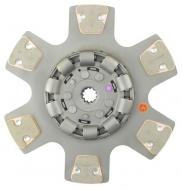 14\ Disc - 6 Large Pads w/ 1-3/16\ 11 Spline Hub - New 	