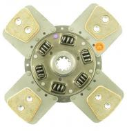11\ Disc - 4-Pad, w/ 1-1/8\ 10 Spline Hub - Reman 	
