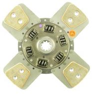 11\ Disc - 4-Pad, w/ 1-1/8\ 10 Spline Hub - New 	