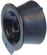 RUBBER SEAT SPRING --- USA MADE --- DOES NOT COME W/ BUSHINGS. MUST REUSE OLD ONES OR PURCHASE NEW ONES --- International Applications: 504, 544, FARMALL 560 (SN: 59010 & UP), INTERNATIONAL 560 (SN: 5521 & UP), INTERNATIONAL 660 (SN: 6873 & UP), 706, 806, 1206, 656, 756, 856, 1256, 1456, 826, 1026, 666, 766, 966, 686, 1066, 1466, 1468, 1566, 1568, 4100, 4156, 4166, 4186, HYDRO 100 --- Replacement Part #: 380712R1