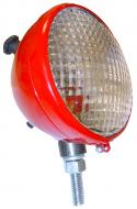 12 VOLT REAR COMBO LIGHT 4-1/2\ - 12 VOLT REAR COMBO LIGHT ASSEMBLY WITH LENS & ROTARY SWITCH - International Farmall CUB, A, SUPER A, AV, B, BN, C, SUPER C H, HV, SUPER H, W4, SUPER W4, M, MV, MD, MDV, SUPER M, MTA SERIES, SUPER W6, W6TA SERIES, W9, SUPER W9, WD9, WDR9, I4, I6, I9, 100, 130, 140, 200, 230, 240, 300, 330, 340, 400, 450, W400, W450, 600, 650