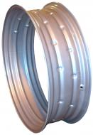REAR RIM --- 12 x 38 --- DOUBLE-BEVEL --- International Applications: 300, 340, 350, 400, 450, 460, 560