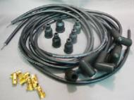 6 Cyl - Standard Copper Cable, 90 Degree Plug Boots