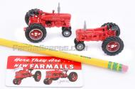 Very detailed for their size, these are a neat little gift for a tractor enthusiast or child.