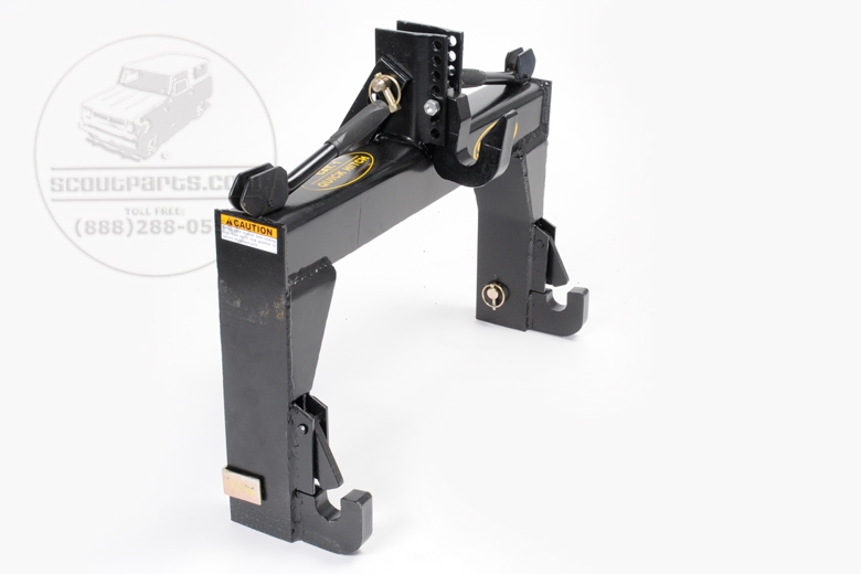 3 Point Hitch Cat 2 : Point quick hitch adapter category hitches pt