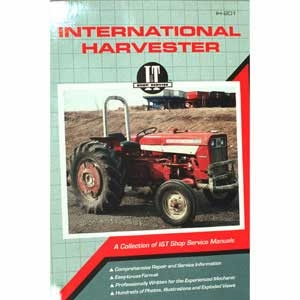 Shop Service Manual International