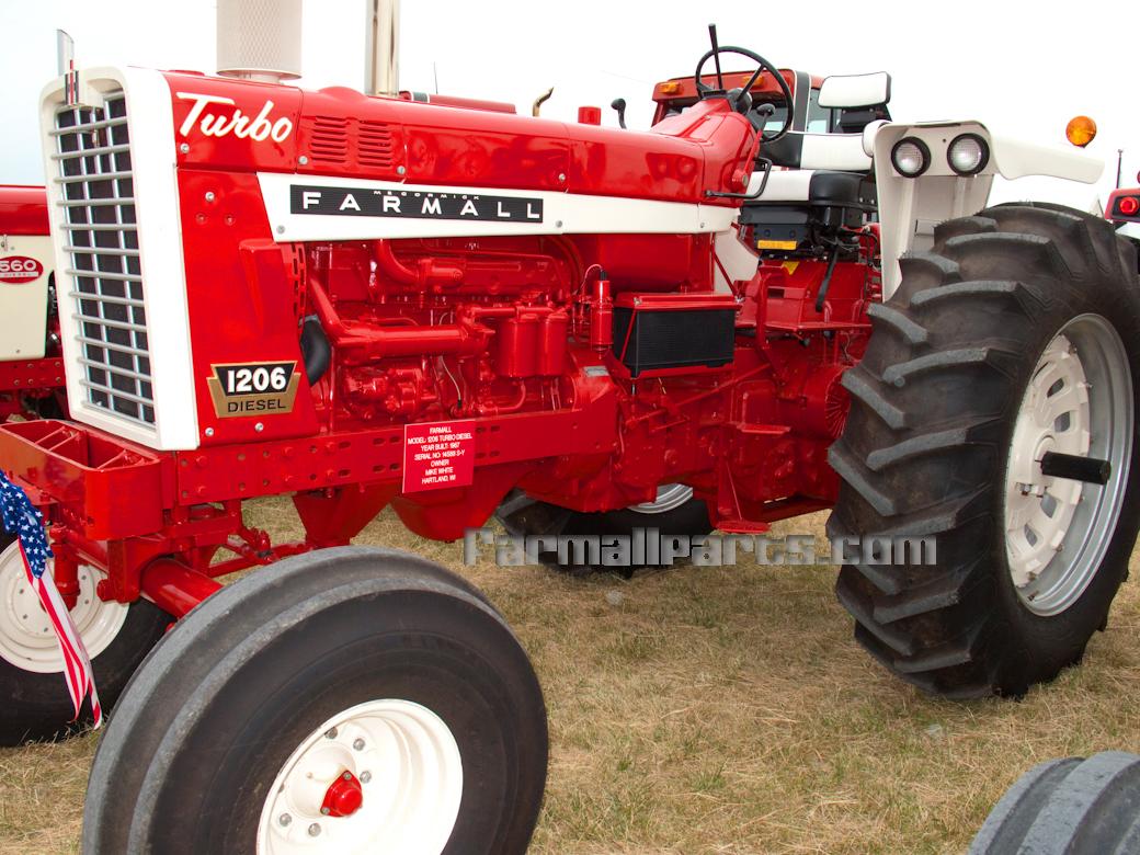 Farmall Parts - International Harvester Farmall Tractor Parts - IH
