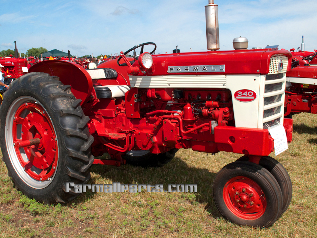 International Harvester Farmall Farmall 304 tractor.