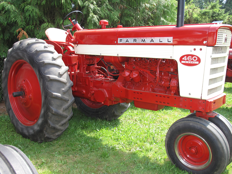 Farmall 460 Tractor Wiring Diagram - Wiring Diagram Update on