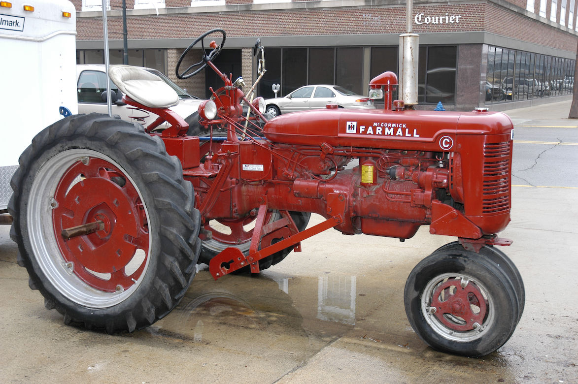 Farmall Parts - International Harvester Farmall Tractor
