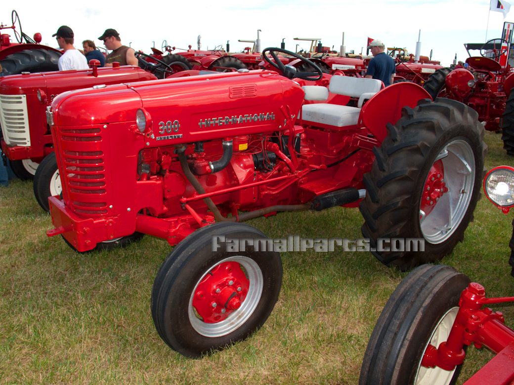Farmall 300 Parts : Ihc farmall tractor manuals repair service and