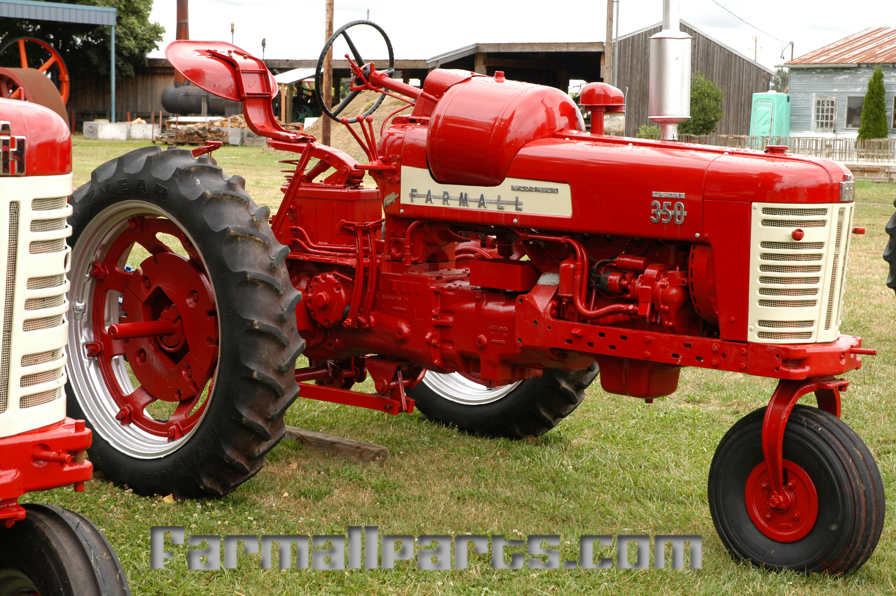 International Harvester Parts : The gallery for gt farmall logo