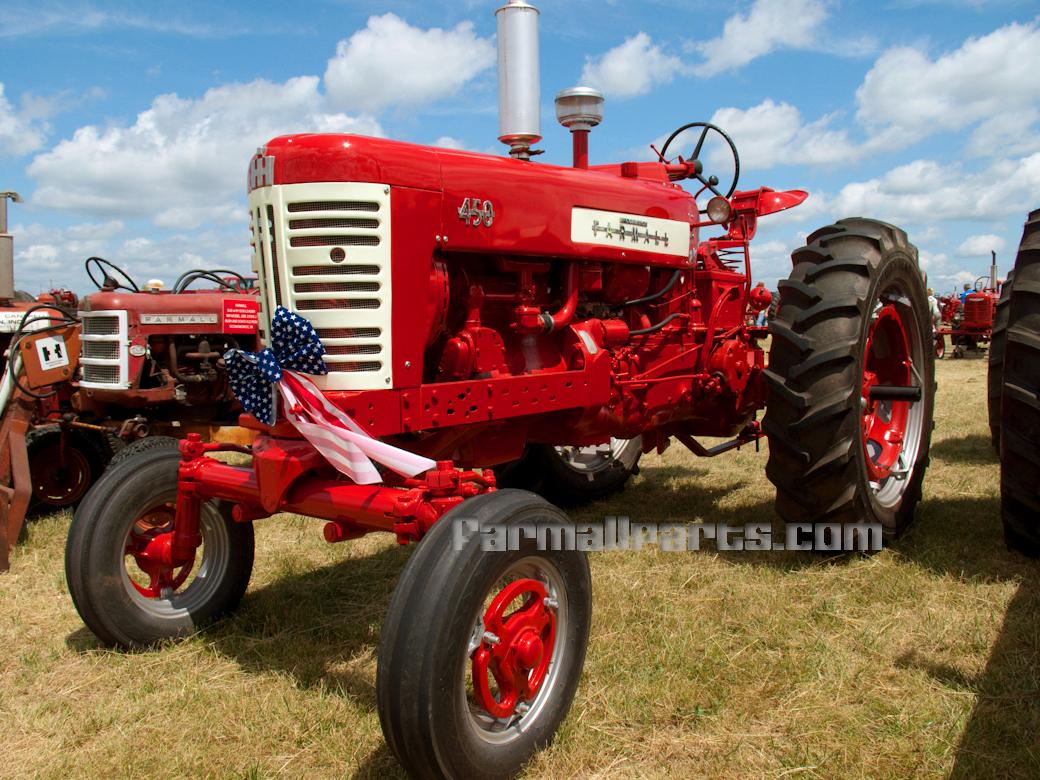 Farmall Parts International Harvester Tractor Ih 460 Wiring Harness Mccormick 450