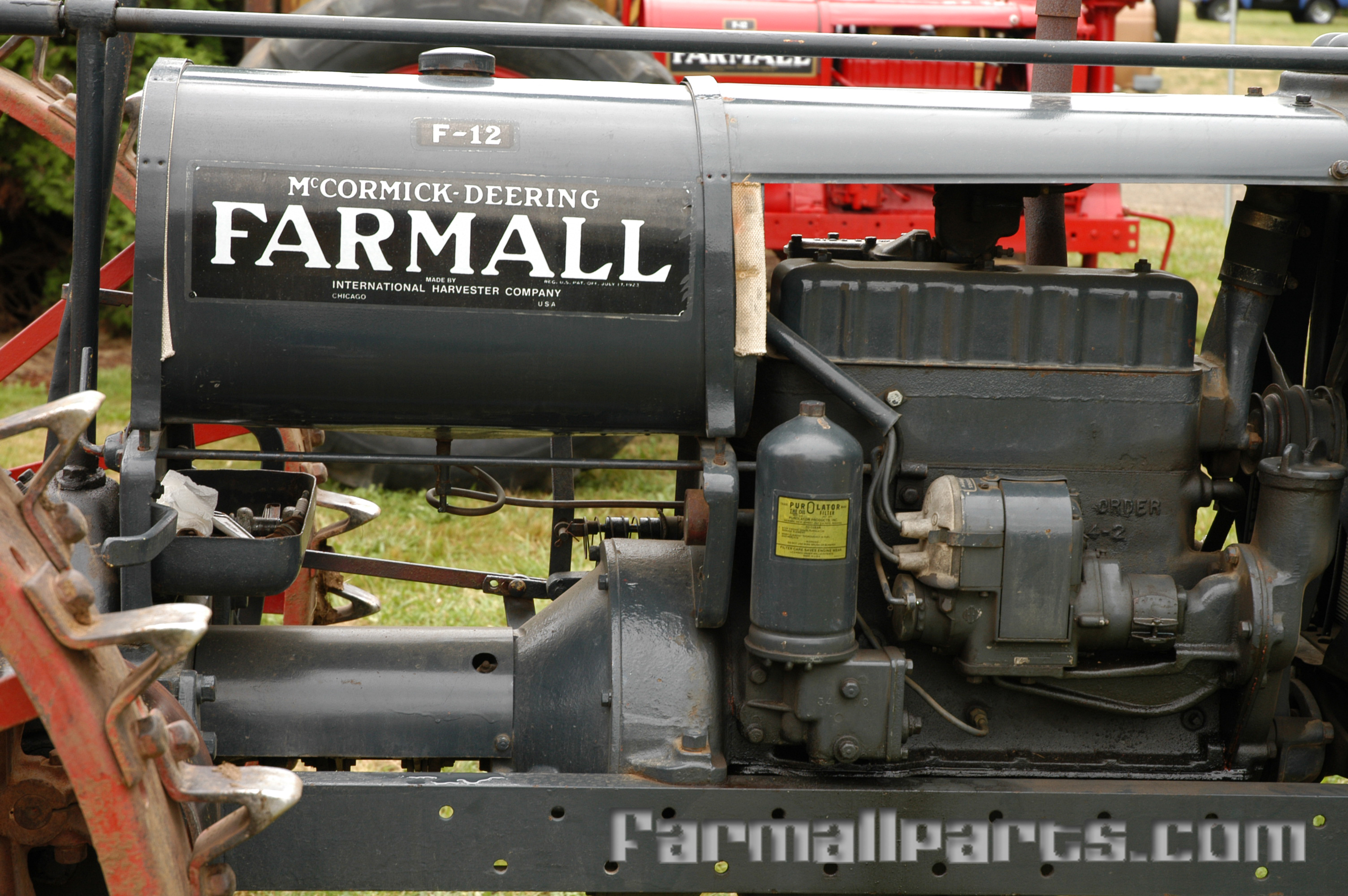 farmall parts international harvester farmall tractor parts ih rh  farmallparts com Farmall Cub Magneto Wiring- Farmall F 12 Magneto Diagram  ...